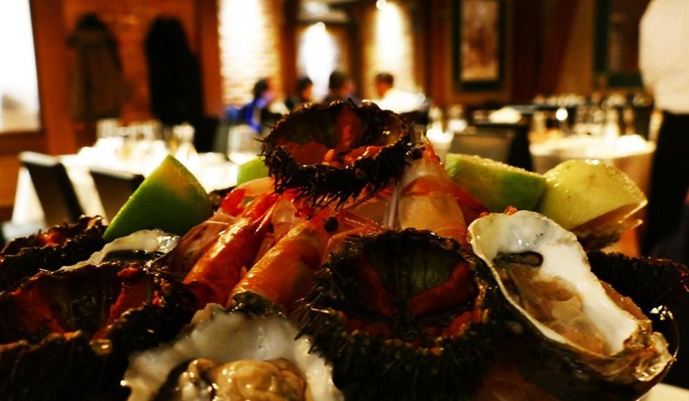 Assunta Madre Milano: Pesce fresco, cucina mediterranea e vip